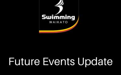 Future Events Update